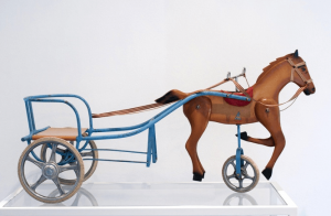 Horse in toys