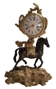 Watches and Horses
